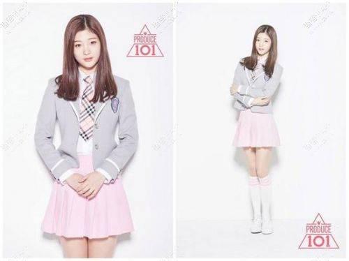 韩国女团出道选拔真人秀《PRODUCE101》1月