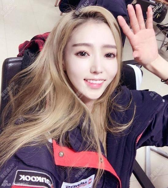 Bora是韩国新生代模特