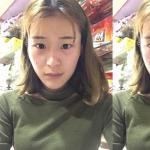 韩式无痕双眼皮模拟效果,相信自己,勇敢改变!