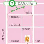 韩国Dr.J+ CLINIC具体位置在哪里?地图介绍