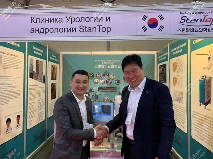 韩国试探他男科医院的金道理院长被评为韩国100大名医